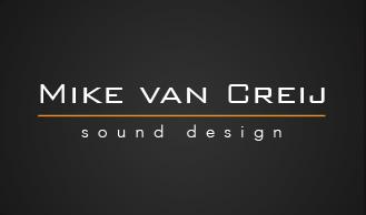 Mike van Creij - Logo